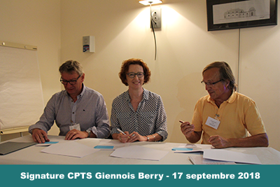 Signature CPTS Giennois Berry